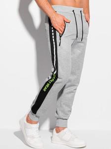 Spodnie sportowe Edoti w sportowym stylu