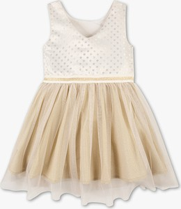 Sukienka dziewczęca Smart & Pretty z bawełny