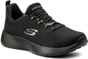 Buty skechers - dynamight 12119/bbk black