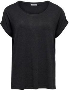 T-shirt only z dżerseju z krótkim rękawem
