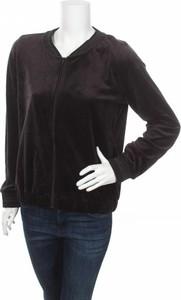 Czarna bluza Q/s By S.oliver krótka