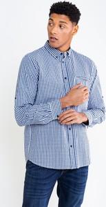 Niebieska koszula Big Star w stylu casual