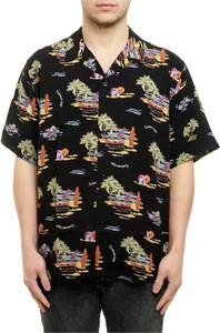 Koszula Carhartt WIP z krótkim rękawem w młodzieżowym stylu