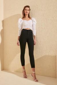 Jeansy Trendyol w stylu casual