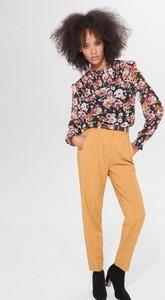 Bluzka Mohito w stylu boho z okrągłym dekoltem