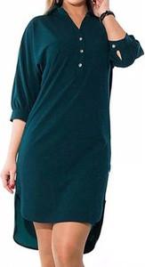 Sukienka Arilook w stylu casual z długim rękawem mini