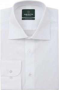 Koszula James Button z długim rękawem z bawełny z kołnierzykiem button down