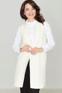 Kamizelka Katrus długa w stylu casual