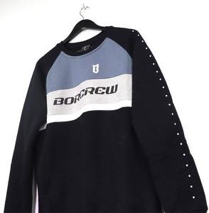 Bluza BOR z bawełny w młodzieżowym stylu