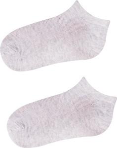 Skarpetki YoClub dla dziewczynek z bawełny