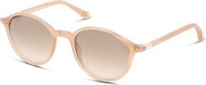 Różowe okulary damskie Unofficial