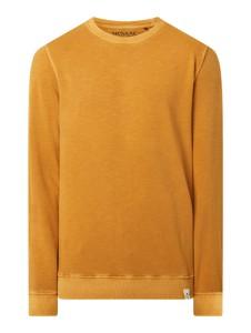 Złota bluza McNeal z bawełny