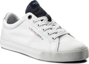 Pepe Jeans Tenisówki New North Tennis PMS30422 Biały