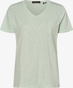 T-shirt Superdry z krótkim rękawem z dekoltem w kształcie litery v