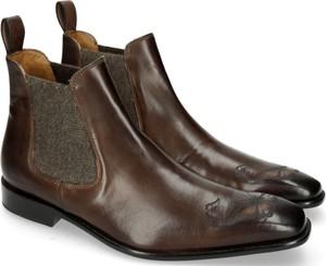 fc4753df7 Brązowe buty zimowe Melvin & Hamilton