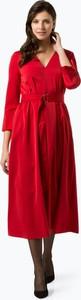 Czerwona sukienka Marc Cain Additions
