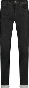 Czarne jeansy Hugo Boss