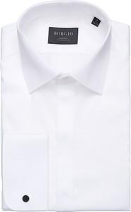 Koszula Borgio z klasycznym kołnierzykiem