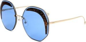 Okulary damskie Fendi