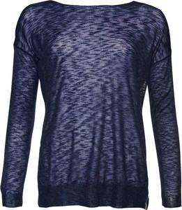 Czarny sweter Superdry w stylu casual