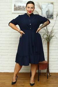 Sukienka KARKO w stylu casual midi