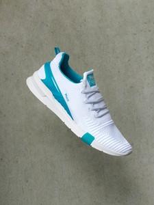 Cropp - Sneakersy Ronin z elementami odblaskowymi - Biały