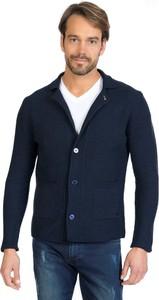 Niebieski sweter Sir Raymond Tailor