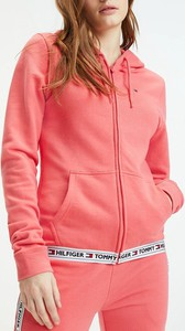 Bluza Tommy Hilfiger w młodzieżowym stylu krótka