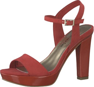 68c45f20d489b8 buty tamaris sandały - stylowo i modnie z Allani