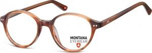 Stylion Okragle oprawki optyczne, korekcyjne Montana MA70F
