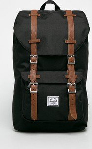 Czarny plecak męski Herschel Supply Co.