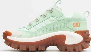 Zielone buty sportowe Caterpillar