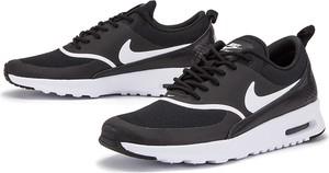 Buty sportowe Nike air max thea z płaską podeszwą