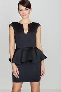Sukienka LENITIF z tkaniny ołówkowa mini
