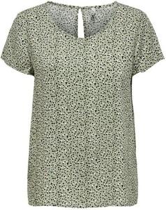 Zielona bluzka Only