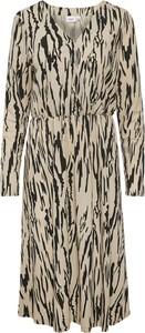 Sukienka Saint Tropez z długim rękawem mini w stylu casual