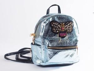 Niebieski plecak Małami