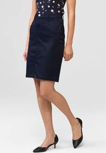 Niebieska spódnica ORSAY midi