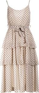 Sukienka Multu mini na ramiączkach