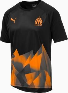 T-shirt Puma w geometryczne wzory