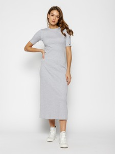 Sukienka Calvin Klein maxi w stylu casual