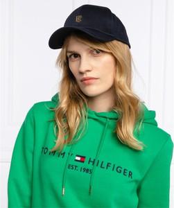 Zielona czapka Tommy Hilfiger
