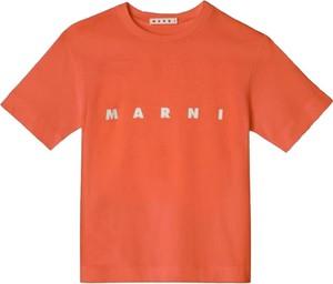 Bluzka dziecięca Marni dla dziewczynek