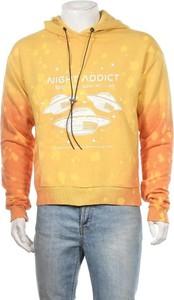 Bluza Night Addict w młodzieżowym stylu