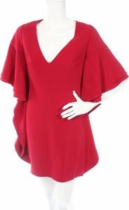 Sukienka Halston Heritage mini w stylu casual