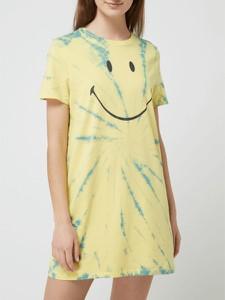 Sukienka Only koszulowa w stylu casual z okrągłym dekoltem