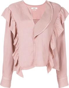 Bluzka Isabel Marant Étoile z bawełny