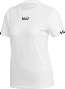 T-shirt Adidas Performance z krótkim rękawem