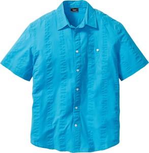 Błękitna koszula bonprix bpc bonprix collection