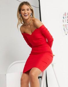 Czerwona sukienka Vesper